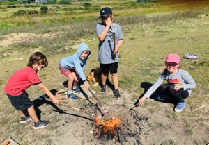 Childrens adventure camps in jersey