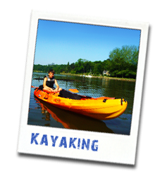 kayak groups in jersey