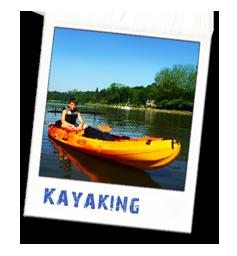 kayak groups in jersey